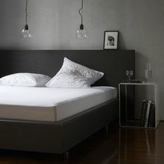 lumeo bed by ligne roset beds. Black Bedroom Furniture Sets. Home Design Ideas
