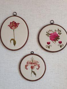 Kanaviçe tablo Cross Stitch Designs, Cross Stitch Patterns, Kanvas Art, Cross Stitch Embroidery, Hand Embroidery, Cross Stitch Flowers, Brick Stitch, Needlepoint, Good Morning Flowers