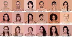 Humanae, descubre el Pantone de tu piel