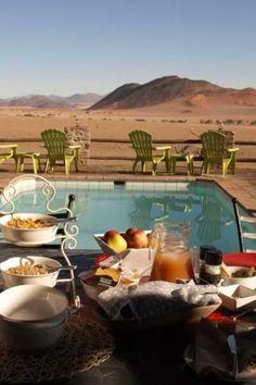 Greenfire Desert Lodge is 'n gerieflike lodge in 'n privaat wildernisreservaat van 20 000 hektaar langs die Namibrand Natuurreservaat in die suide van Namibië. Die lodge is 150 km suid van Sossusvlei en is die ideale blyplek vir gaste wat toer of kleiner groepe. Die Desert Lodge bied unieke wildkykgeleenthede en gerieflike verblyf terwyl dit 'n lekker oorstopplek tussen Sossusvlei se duine en besienswaardighede soos die Visriviercanyon en Lüderitz in die suide is Deserts, Van, Postres, Dessert, Vans, Plated Desserts, Desserts, Vans Outfit
