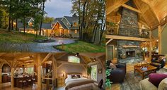 photos of timber frame homes | Woodhouse Timber Frame Homes