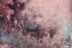 Old rusted/cracked painted wall; 3d Assets, Textured Background, Overlays, Adobe, Loft, Explore, Creative, Wall, Artist