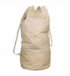 Heavy Duty Laundry Bag With Shoulder Strap 56