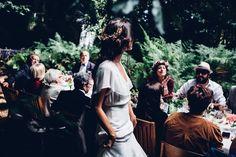Boda Elena y Antonio. Blog Casilda se casa. Vestido Avery de Reformation.