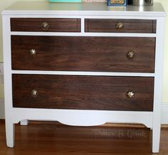 New project for our torn up dresser!