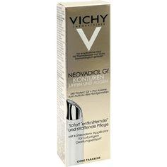 VICHY NEOVADIOL Gf Konturen Lippen und Augen Creme:   Packungsinhalt: 15 ml Creme PZN: 07704566 Hersteller: L Oreal Deutschland GmbH…