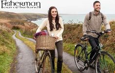New Collection of Fisherman Out Of Ireland Knitwear available at Triona Design. A Premium Irish knitwear brand all sweaters, cardigans, hats and scarves for men and women are made in Donegal using natural fibers. Donegal, Cardigans, Sweaters, Tweed, Straw Bag, Knitwear, Ireland, Irish, Scarves