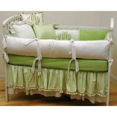 Baby Furniture & Bedding Laffy Taffy Crib Bedding