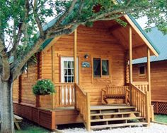 Outdoorsman from Conestoga Log Cabin and Homes