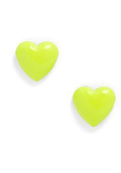 Neon My Mind Earrings
