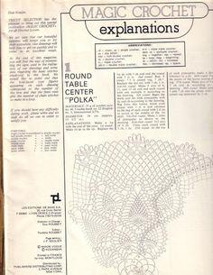 Magic Crochet nº 05 - leila tkd - Picasa Web Albums