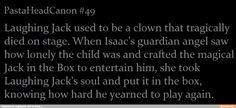 PastaHeadCanon #49