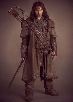 Kili by ~candehale on deviantART  The Hobbit