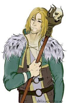 #Dragon #Age #Dragonage2 #Anders