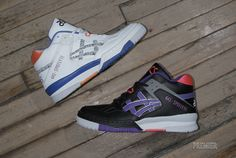 ASICS Introduces Their Classic Gel-Spotlyte Basketball Shoe | Sole Collector