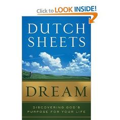 Dream: Discovering God's Purpose for Your Life New Books, Good Books, Best Inspirational Books, What Book, God Pictures, Happy Reading, We Are Family, Life Purpose, Nonfiction Books