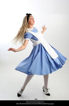 Alice29 by faestock