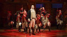 Review: Cast Recording, 'Hamilton' : NPR
