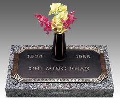 With our Individual Bronze Grave Markers, you can memorialize your loved one forever.