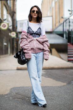Fashion Week de Londres, Jour 5