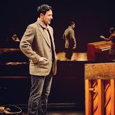 #oncemusical Once - October 13, 2016