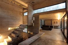 http://dornob.com/modern-masonry-cool-concrete-cabin-warm-wood-patio/?utm_source=Website Subscribers