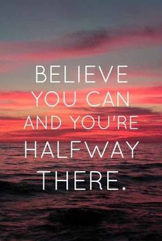 Believe you can ... - IronyStory