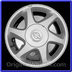 Nissan Rims, Nissan Wheels at OriginalWheels.com #Nissan #NissanRims #NissanWheels #wheels #rims #steelwheels #alloywheels #OEMwheels #factorywheels #OEMrims #factoryrims