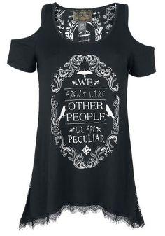El hogar de Miss Peregrine para niños peculiares, No somos como otras personas que estamos peculiar