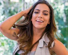 Anitta (Foto: Artur Meninea/TV Globo)