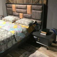 101 Wardrobe Design Bedroom, Bedroom Furniture Design, Master Bedroom Design, Sofa Furniture, Bed Headboard Design, Headboards For Beds, Bed Back Design, Upholstered Beds, Bed Styling