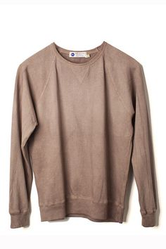 Clean Sweatshirt by @Industry of All Nations #ArtisanMade #AccompanyUs