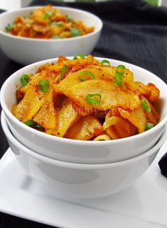 use sweet potatoes and caramelized onions