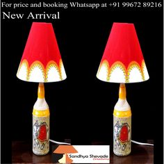 #Diwali is few days away, all new #festivecollection in online store!!so what are you waiting for! choose yourself in beautiful #Lampshade from #Sandhya #Shevade #Creations for this festive season.
