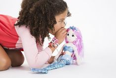Aurora World Sea Sparkles Crystal Mermaid Plush, Shimmer Fabrics, Doll for Girls, Toys make us happy, Sale, Great gift for girls
