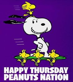 Positive Morning Quotes, Good Morning Quotes, Good Morning Thursday, Morning Wish, Snoopy Love, Snoopy And Woodstock, Funny Day Quotes, Charlie Brown Comics, Drake