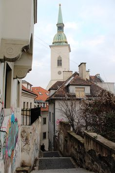 Is Bratislava as dangerous as its reputation? / A Globe Well Travelled
