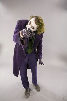 Illustration for article titled Astounding collection of lost Dark Knight promo images show every detail of The Joker Joker Heath, Der Joker, Joker Art, Heath Legder, Joker Dark Knight, The Dark Knight Trilogy, White Face Paint, Joker Pics, Joker Images