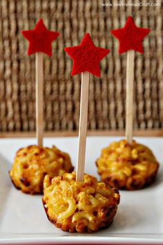 Homemade Mac and Cheese Cups