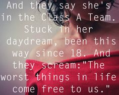 """""""The A Team"""" by Ed Sheeran. my most current obsession."""