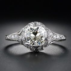 Engagement rings engagement rings sydney ...This is pretty, I usually don't love round diamonds but this is sweet