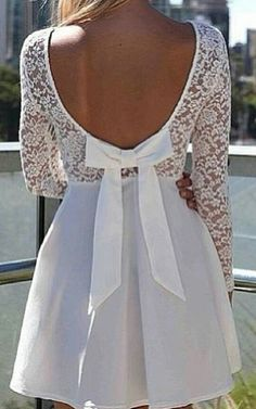 Beautiful white sun dress for B&W beach photos
