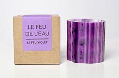 Le Feu De L'eau - Le Feu Violet (The Fire of Violet) – Shop Zoe Life