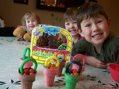 Telling the story of Easter with jelly beans