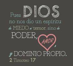 amor con dios