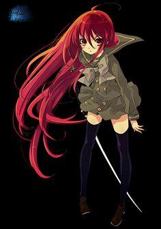 Shakugan no Shana Shana Anime, Shakugan No Shana, Scarlett Rose, Warrior Girl, Tsundere, Manga Games, Sword Art Online, Me Me Me Anime, Art Drawings