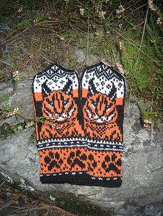 Ravelry: Lynx pattern by Natalia Moreva