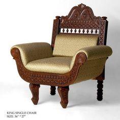 Indian Chair Honestcollars Teak Wood Furniture Designs