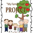 Please note: this product was revised on August 6, 2013.  The purpose of this project is to help children learn more about their family history and...