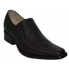 Zapatos de piel de venado